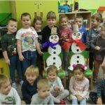 Sněhuláci ve školce
